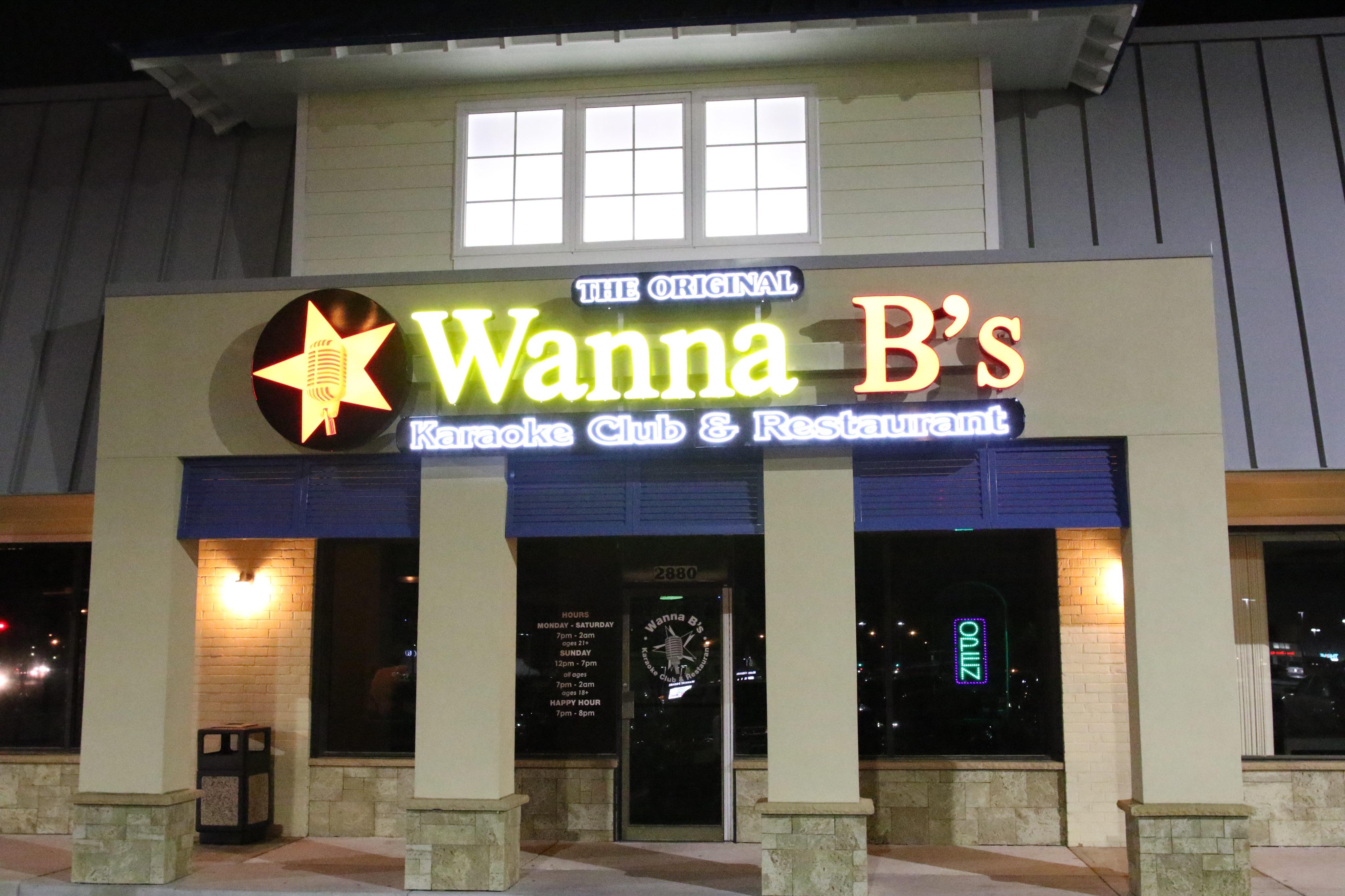 2D5A5269 CR2 – Wanna B's Karaoke Club & Restaurant